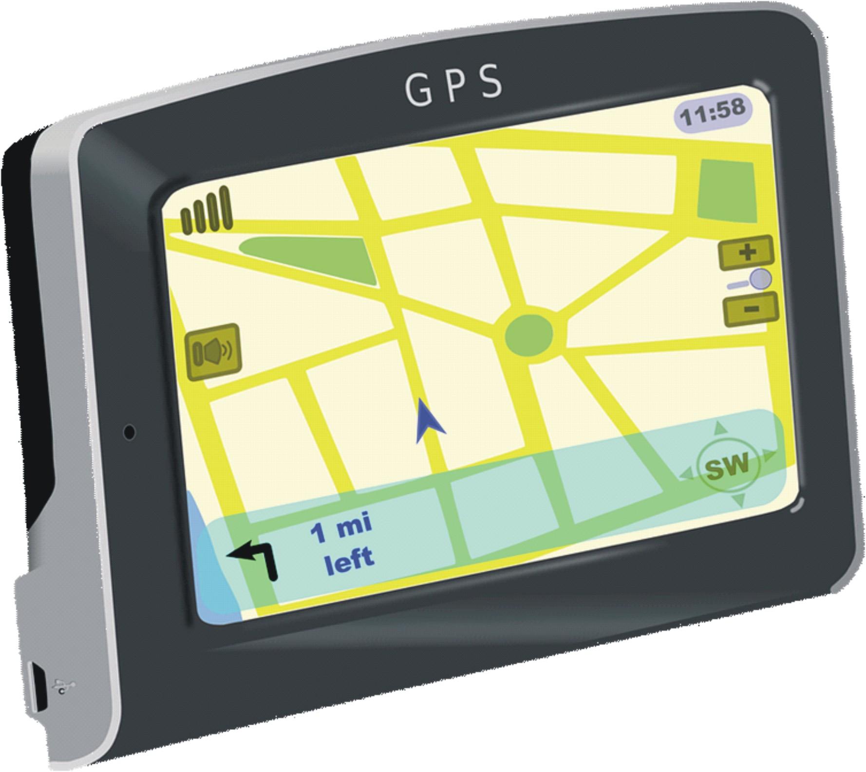 GPS for iOS