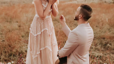Photo of Memorable Engagement Proposal Ideas for People on a Budget