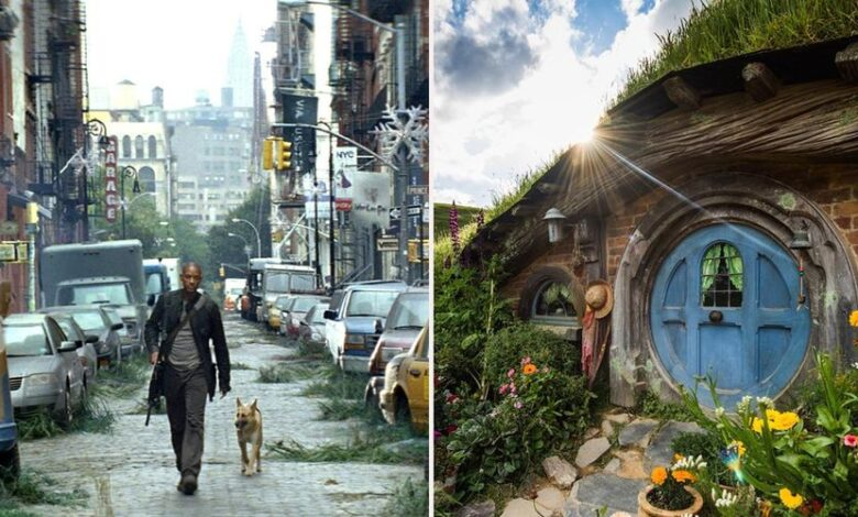 Photo of Places to Include in Your Travel Bucket List if You're a Fantasy Movie and Novel Fan