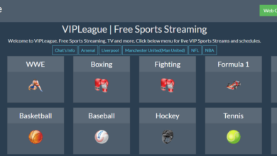 Photo of vipleague lc – Free all sports streams and schedules